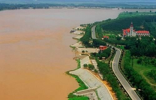 极限挑战-黄河大堤80公里徒步